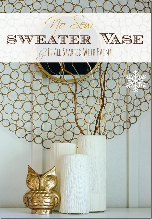 23 DIY Christmas Decor Projects for Festive Atmosphere in Your Home     (17)