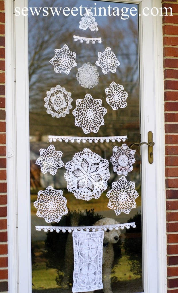23 DIY Christmas Decor Projects for Festive Atmosphere in Your Home     (22)