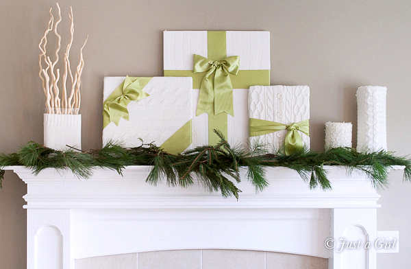 23 DIY Christmas Decor Projects for Festive Atmosphere in Your Home     (3)