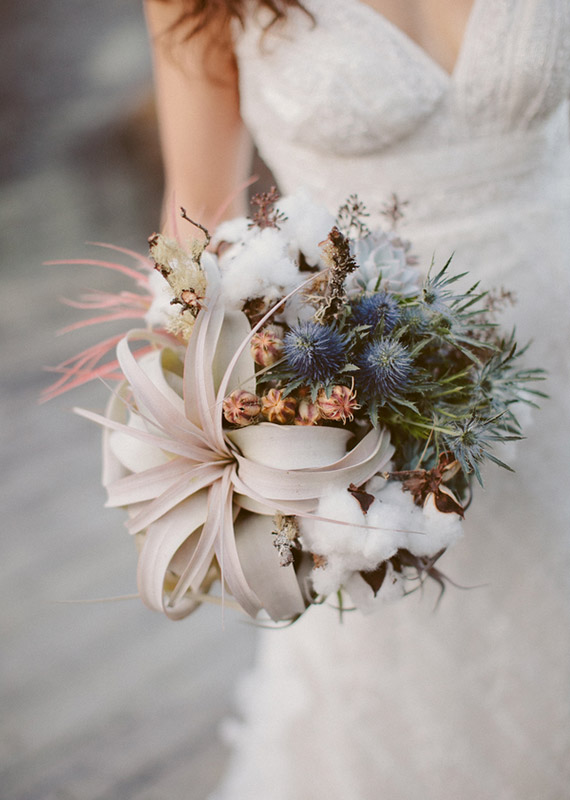 23 Gorgeous Winter Wedding Bouquets