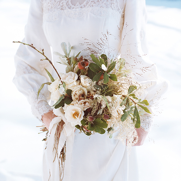 23 Gorgeous Winter Wedding Bouquets Style Motivation