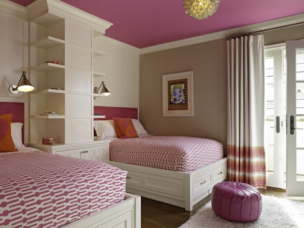 24 adorable room design ideas for little girls - Room Design Ideas For Girl