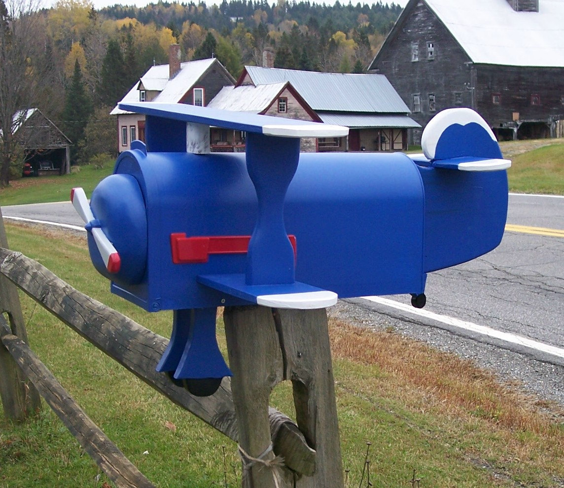 24 Creative Funny Handmade Mailbox Designs Style Motivation