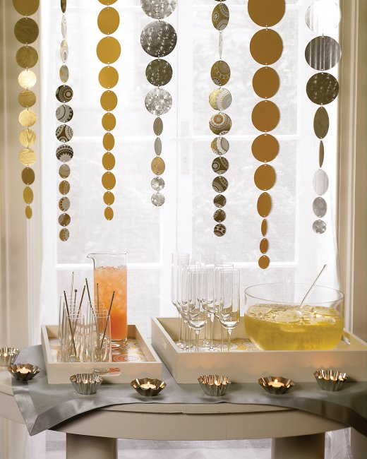 Nice New Year Home Decoration Ideas Part - 6: 24 Great Ideas For The Best New Year Eve Party