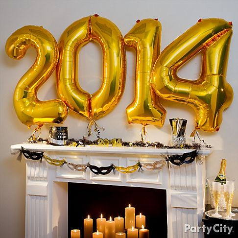 24 Great Ideas for The Best New Year Eve Party (15)