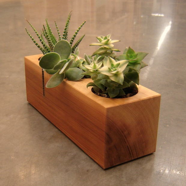25 Cool and Handmade Planter Designs (12)