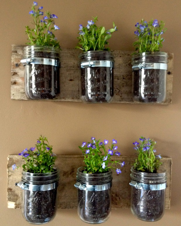 25 Cool and Handmade Planter Designs (16)