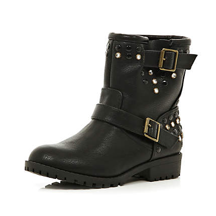 Hot Fashion Trend: Biker Boots