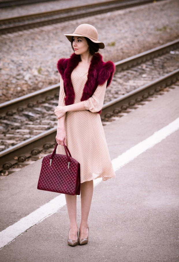 Dots for Stylish Look 19 Outfit Ideas (1)