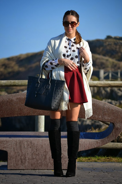 Dots for Stylish Look 19 Outfit Ideas (12)