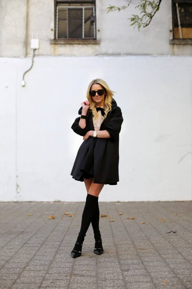 Dots for Stylish Look 19 Outfit Ideas (15)