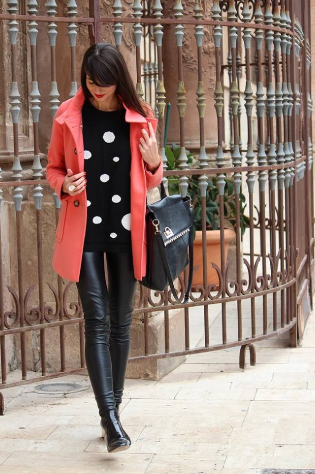 Dots for Stylish Look 19 Outfit Ideas (16)
