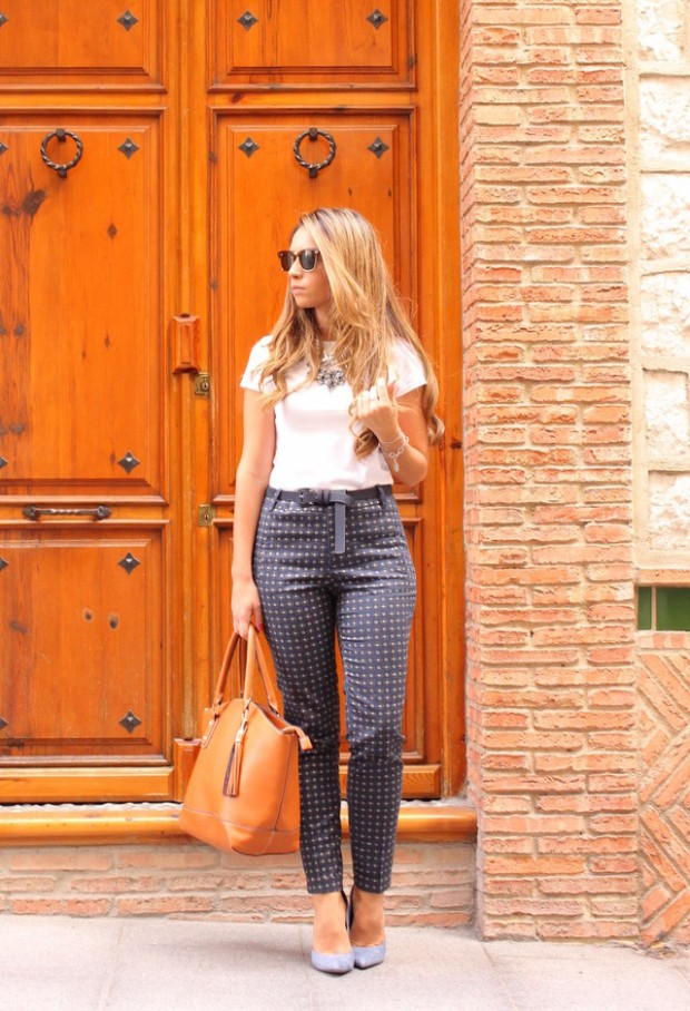 Dots for Stylish Look 19 Outfit Ideas (17)