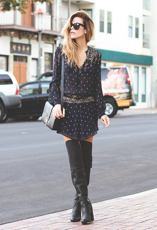 Dots for Stylish Look 19 Outfit Ideas (5)