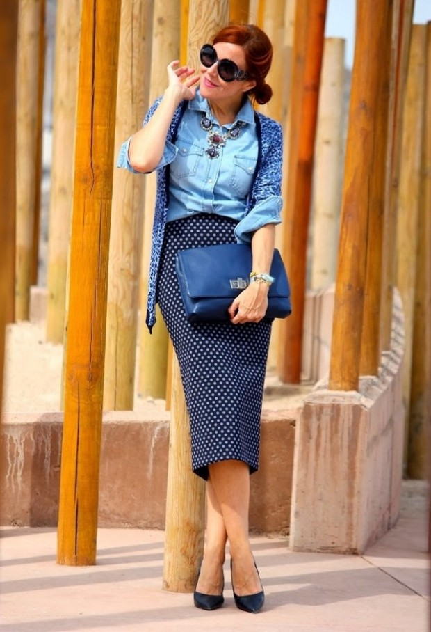 Dots for Stylish Look 19 Outfit Ideas (8)
