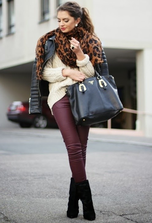 Hot Fashion Trend Animal Print (1)