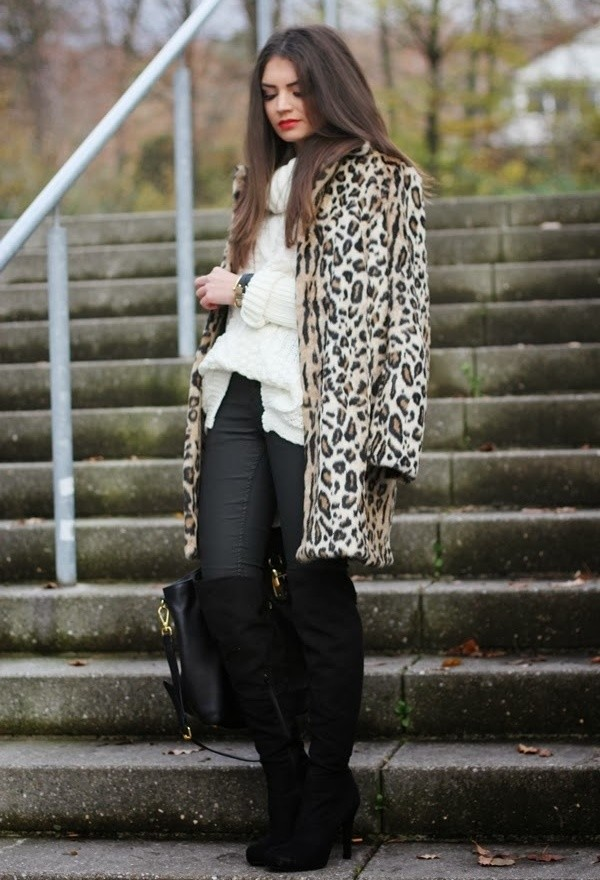 Hot Fashion Trend Animal Print (12)