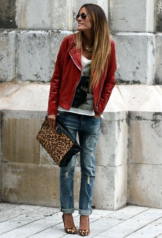 Hot Fashion Trend Animal Print (13)