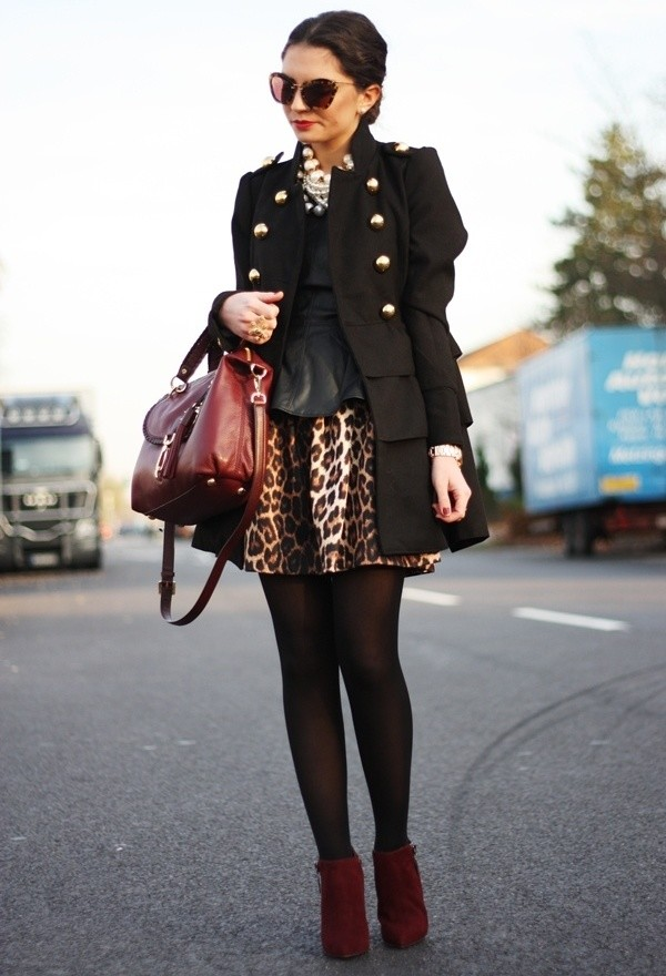 Hot Fashion Trend Animal Print (15)