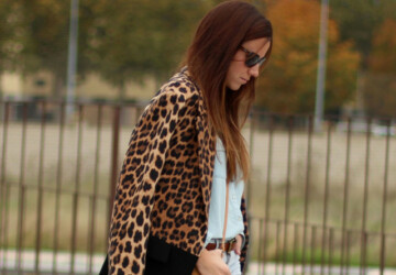 Hot Fashion Trend: Animal Prints - Street style, hot, fashion trend, fashion, animal prints, animal print fashion, animal print