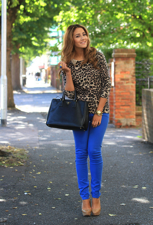 Hot Fashion Trend: Animal Prints