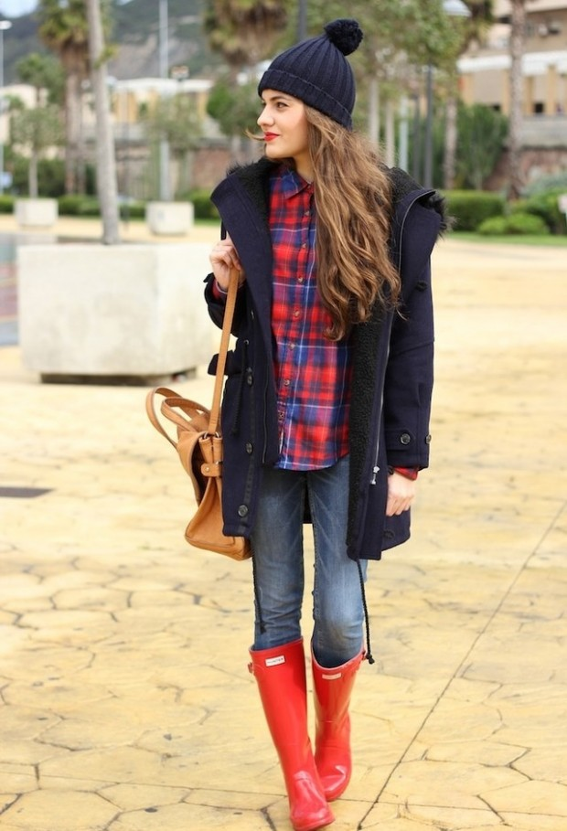 Hot Fashion Trend: Tartan