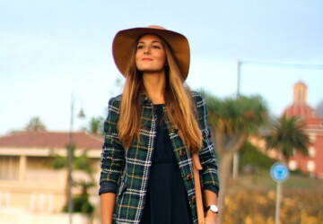 Hot Fashion Trend: Tartan  - tartan, Street style, Outfit ideas, hot fashion trend, fashion trend