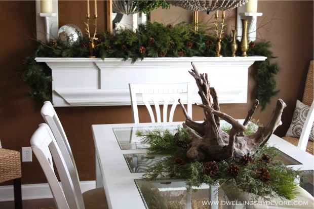 How to Decorate Your Dining Table For Christmas 20 Stunning Ideas (11)