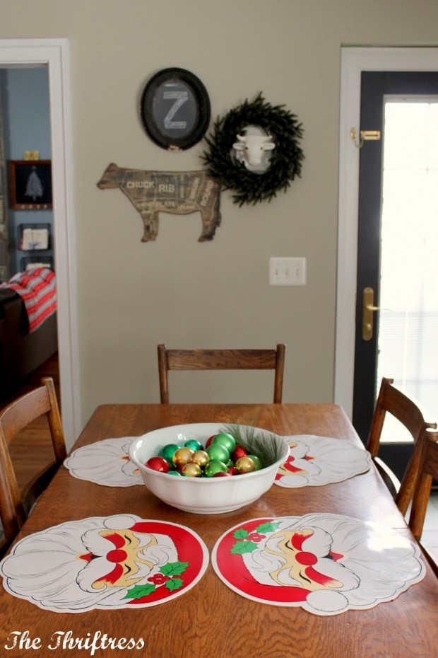 How to Decorate Your Dining Table For Christmas 20 Stunning Ideas (12)