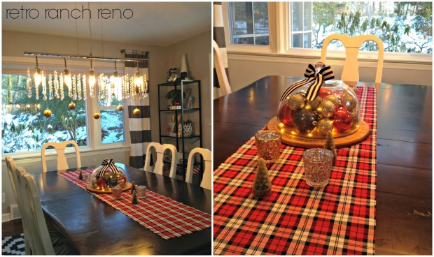 How to Decorate Your Dining Table For Christmas 20 Stunning Ideas (15)