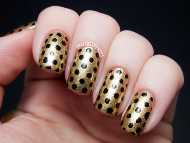 Marry and Bright Nails for Holiday Season 22 Gorgeous Ideas (10)