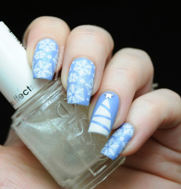 Marry and Bright Nails for Holiday Season 22 Gorgeous Ideas (16)