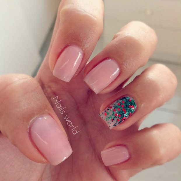 Marry and Bright Nails for Holiday Season 22 Gorgeous Ideas (2)