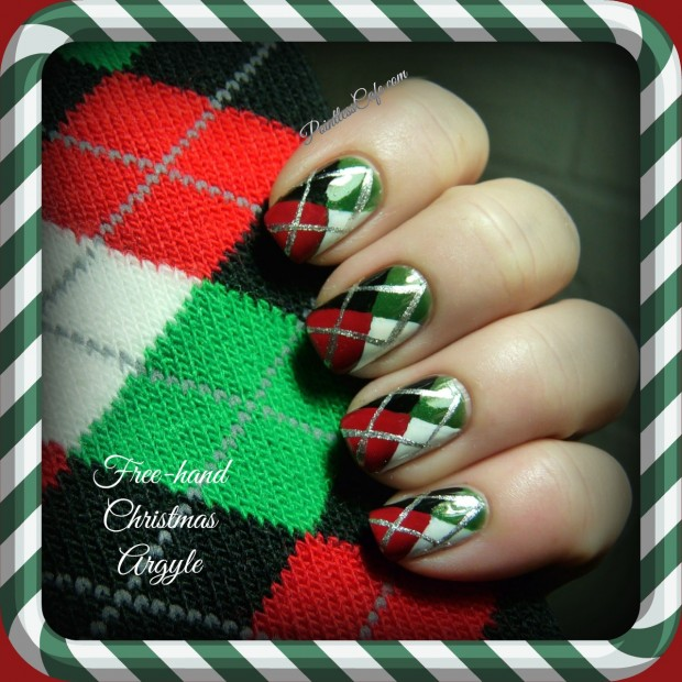 Marry and Bright Nails for Holiday Season 22 Gorgeous Ideas (3)