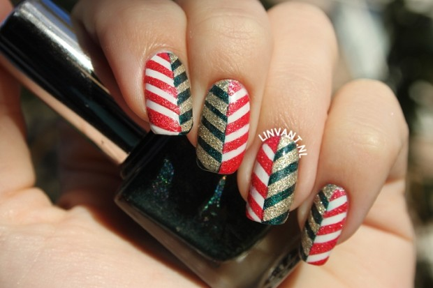 Marry and Bright Nails for Holiday Season 22 Gorgeous Ideas (4)