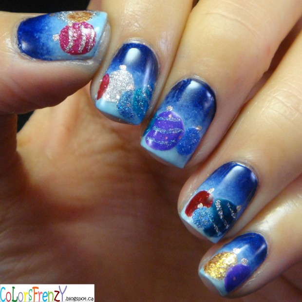 Marry and Bright Nails for Holiday Season 22 Gorgeous Ideas (7)