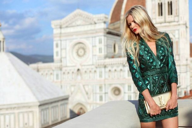 Spectacular Dress for Spectacular Look 27 New Year Eve Outfit Ideas  (1)