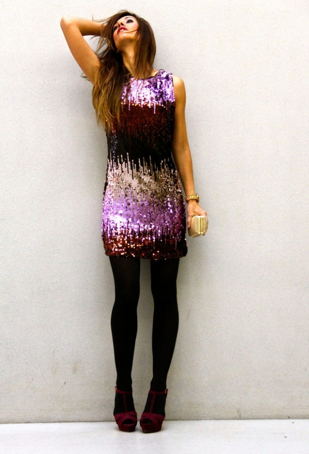Spectacular Dress for Spectacular Look 27 New Year Eve Outfit Ideas  (10)