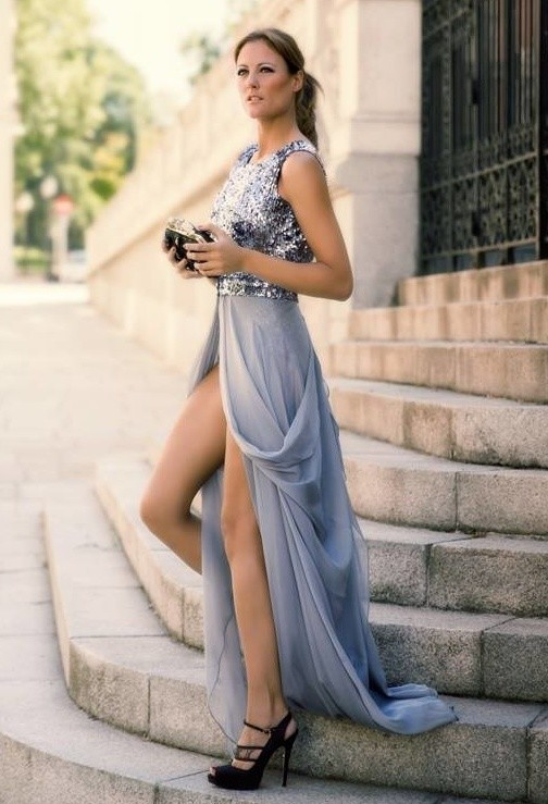 Spectacular Dress for Spectacular Look: 27 New Years Eve Outfit Ideas