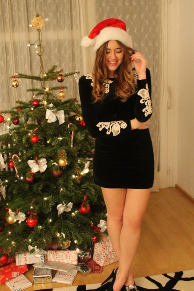 Spectacular Dress for Spectacular Look 27 New Year Eve Outfit Ideas  (18)