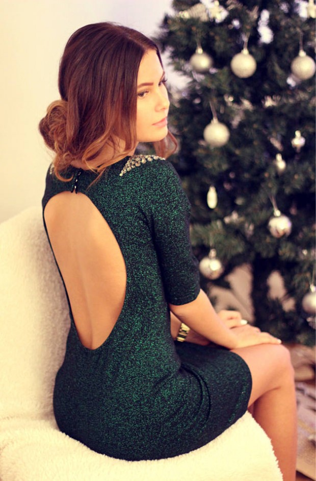 Spectacular Dress for Spectacular Look 27 New Year Eve Outfit Ideas  (2)