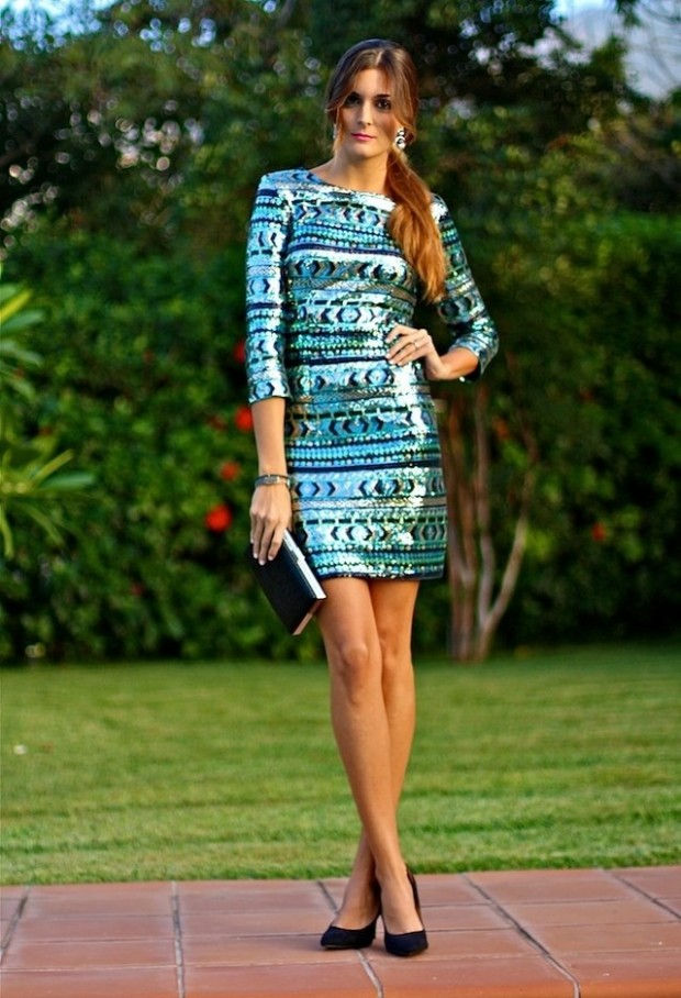 Spectacular Dress for Spectacular Look 27 New Year Eve Outfit Ideas  (24)