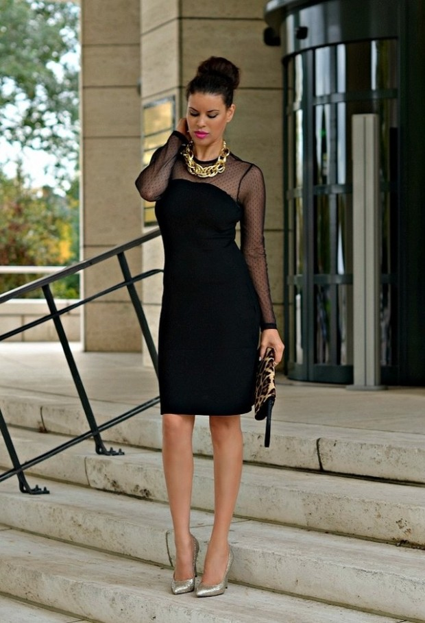 Spectacular Dress for Spectacular Look 27 New Year Eve Outfit Ideas  (6)