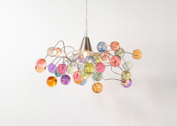 15 Incredibly Colorful Handmade Ceiling Lamp Designs (2)