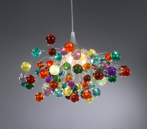 15 Incredibly Colorful Handmade Ceiling Lamp Designs (3)