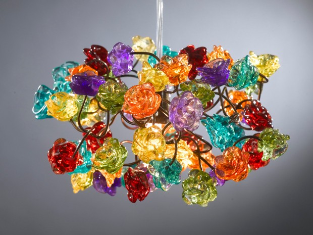 15 Incredibly Colorful Handmade Ceiling Lamp Designs (5)