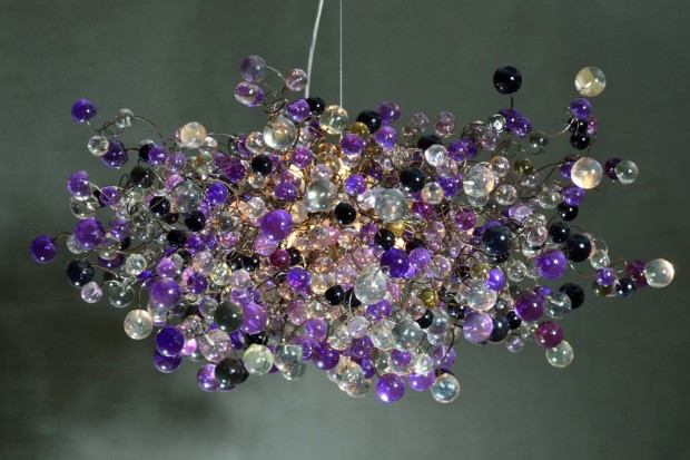 15 Incredibly Colorful Handmade Ceiling Lamp Designs (9)