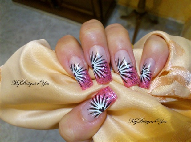 17 Adorable Nail Art Ideas for Valentine's Day (12)