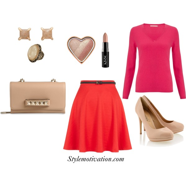 17 Amazing Valentine's Day Outfit Combinations (13)