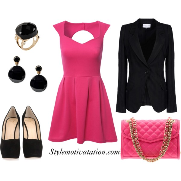 17 Amazing Valentine's Day Outfit Combinations (16)